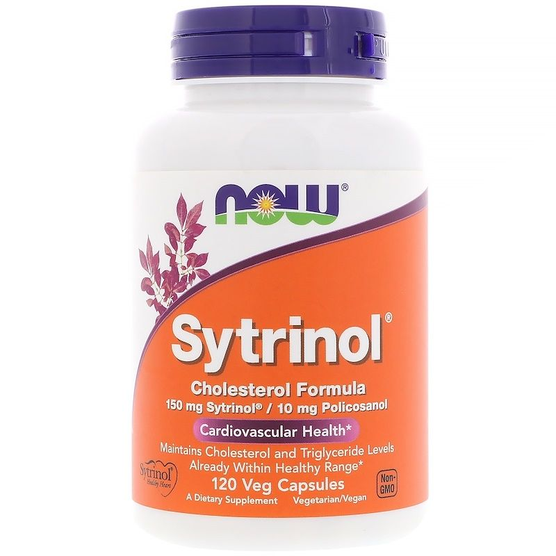 Now Foods, Sytrinol, Cholesterol Formula